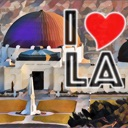 I Love LA Sticker Pack