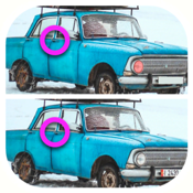 Find the Differences - Hard icon