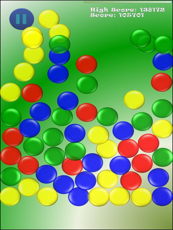 Brain Game 14 Bubble Physics screenshot 9