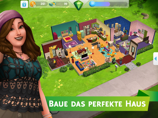 ?Die Sims™ Mobile Screenshot