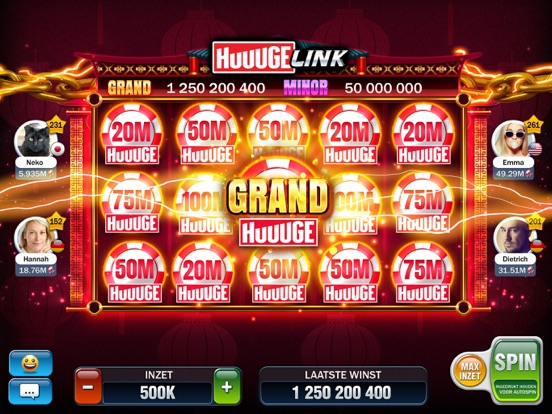 Huuuge Casino Slots Vegas 777 iPad app afbeelding 2