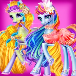 Rainbow Pony care