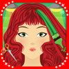 Tic Toc Pocket Games - Hair Color Makeover Style Girl artwork