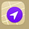 App Icon for Anchor Pointer Compass GPS App in Czech Republic App Store