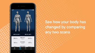 Naked — 3D Home Body Scanner screenshot four