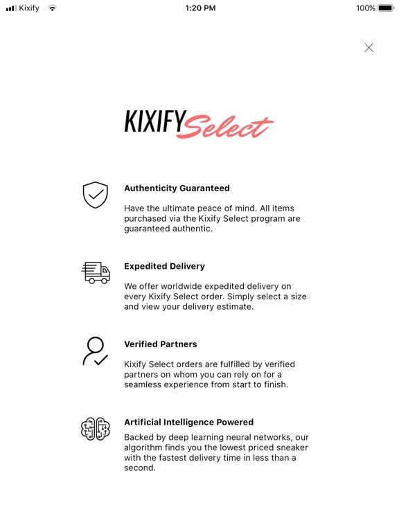KIXIFY - Buy \u0026 Sell Sneakers by Kixify