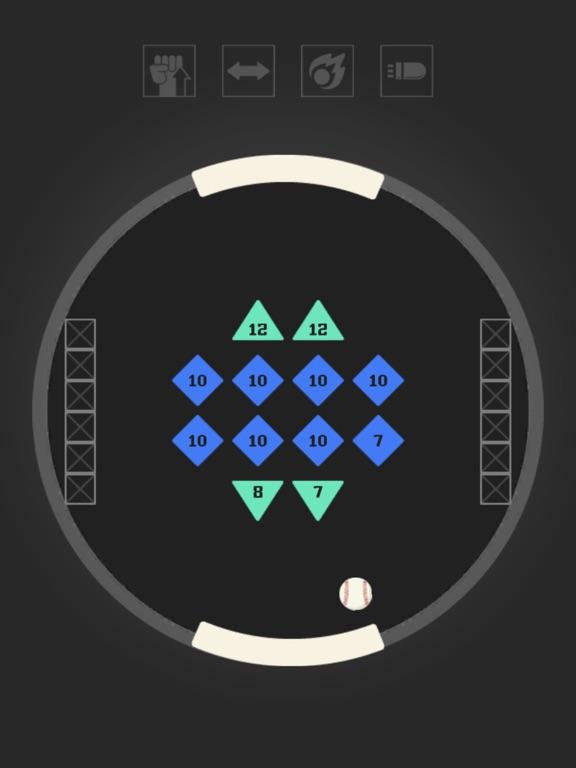 Circle Smash -bricks and balls screenshot 8