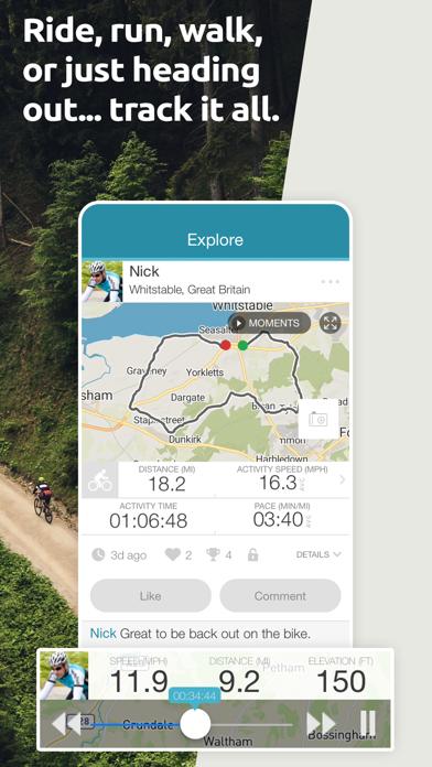 Map My Tracks: run tracker proのおすすめ画像1
