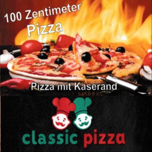 Classic Pizza Schwabach