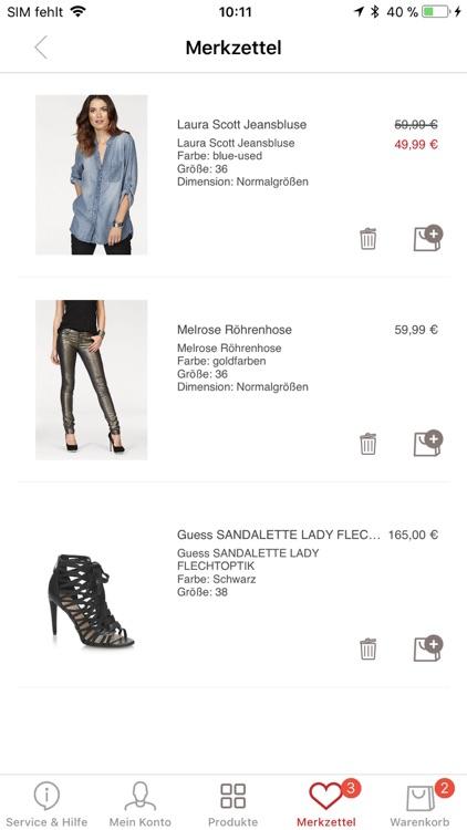 OTTO Shopping screenshot-4