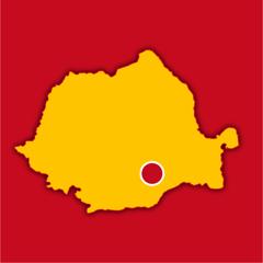 Bukarest Offline Karte