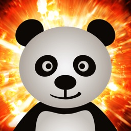 Action Panda - Attack of the Killer Meteors