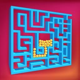 Ball Maze Rotate 3D