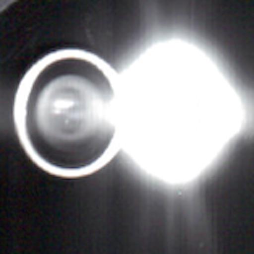 Flashlight LED using Camera Flash