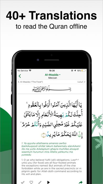 Muslim Pro: Azan, Quran, Qibla Screenshot