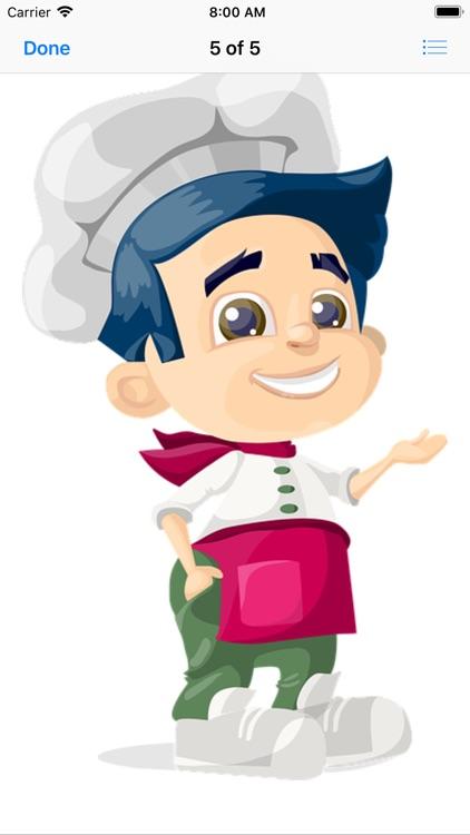 Little Chefs screenshot-4