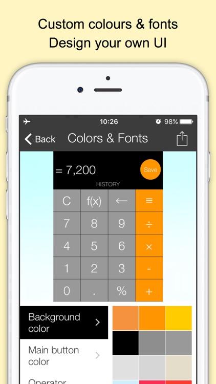 Xmart Calculator Pro screenshot-5