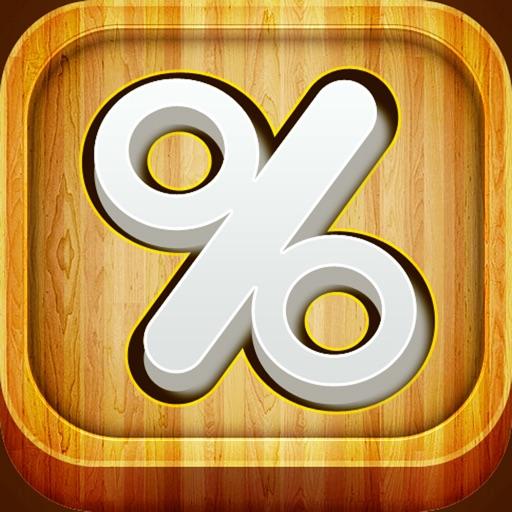 7 in 1 : Percentage Calculator