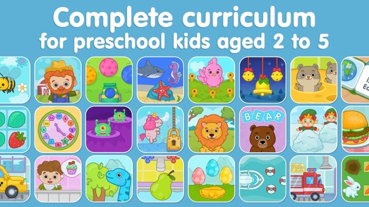 Bimi Boo Kids Learning Academy screenshot-0