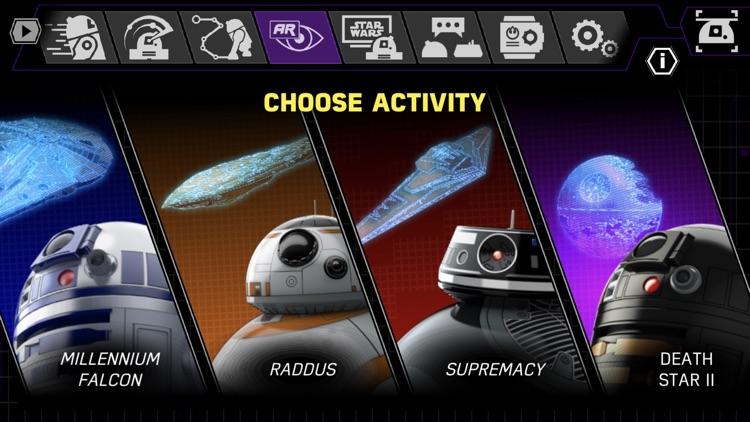 Star Wars Droids App by Sphero screenshot-4