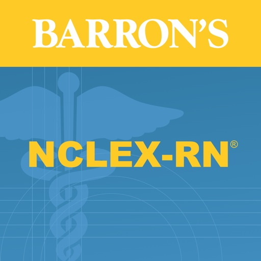 Barron's NCLEX-RN Review