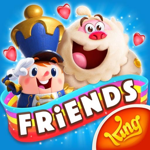 Candy Crush Friends Saga app for ipad