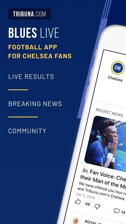 Blues Live - Unofficial app