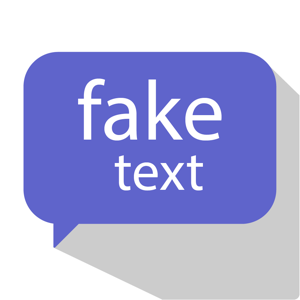 Fake Text Me Reference app