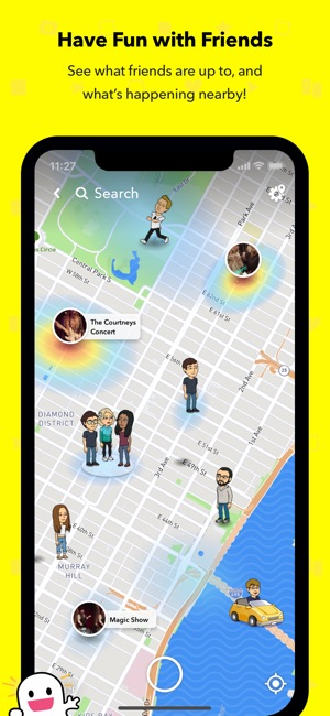 snapchat version 10.22.7.0 iphone