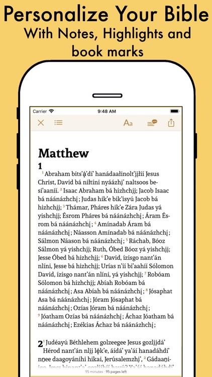 Bible Reader : Audio & Books screenshot-4