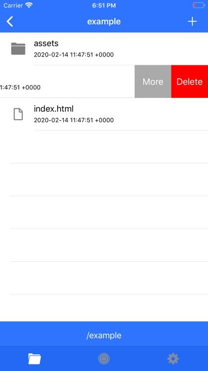 SynciOS File Manager screenshot-3