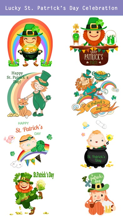 All about Happy Patrick's Day screenshot 3