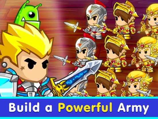 Screenshot #1 for Pocket Army