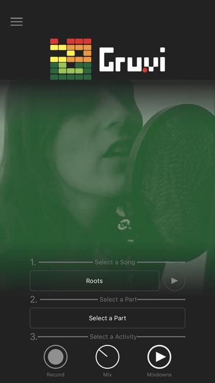 Gruvi Music screenshot-0