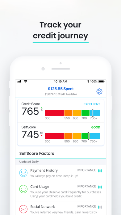 Deserve Mobile by Deserve Inc  (iOS, United States