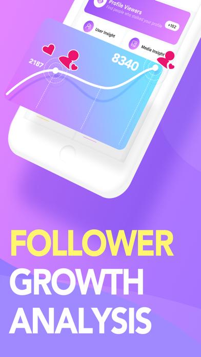 Ins Insights: Follower Tracker Screenshot