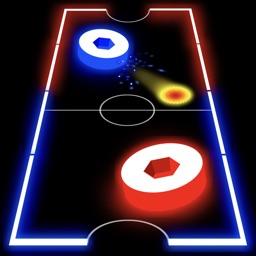 Air Hockey Glow HD