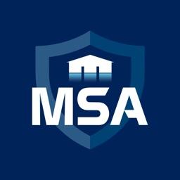 MSA Card Guard