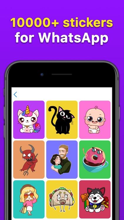 Stickerfy: Sticker Maker screenshot-0
