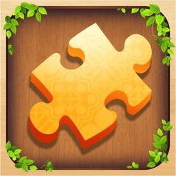 拼图游戏挑战-经典魔法拼图