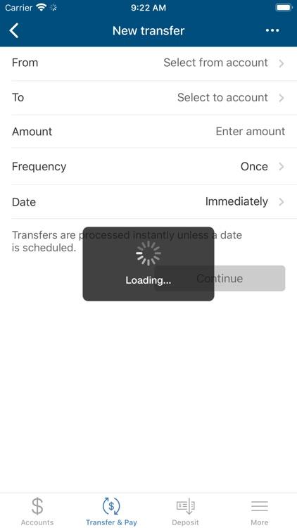 Community Bank – Personal screenshot-4
