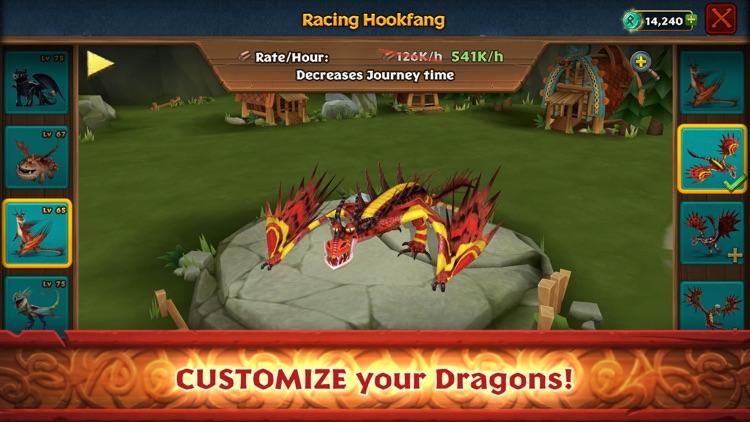 Dragons: Rise of Berk screenshot-5