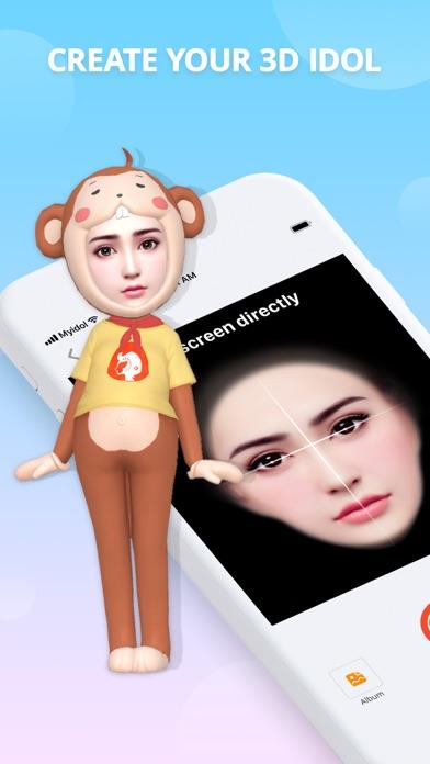Myidol · 3D Avatar Creator iPhone