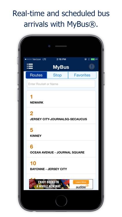 NJ TRANSIT Mobile App screenshot-4
