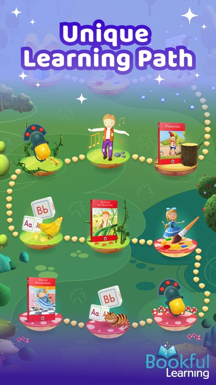 Bookful Learning: Magic Tales screenshot-0