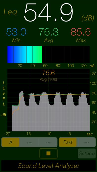 Sound Level Analyzer Liteのおすすめ画像1