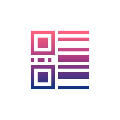 QRコード+バーコード