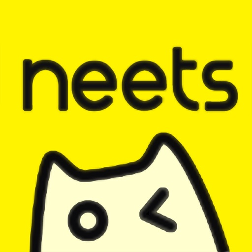Neets - CAT STICKERS