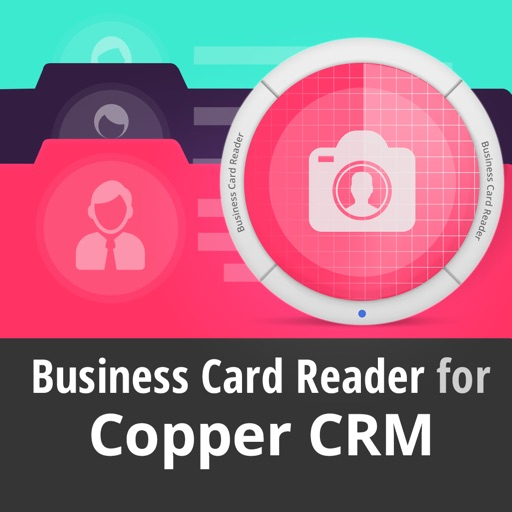 Business Card Scanner 4 Copper