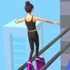 Heels Master 3D - Rails Roller
